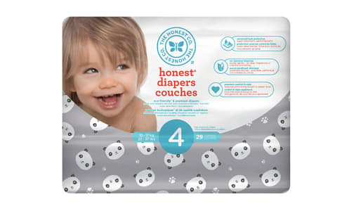 Diapers Size 4; Pandas- Code#: PC4587