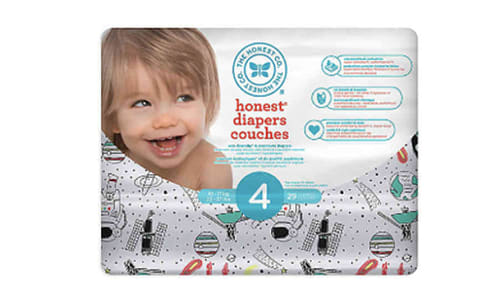 Diapers Size 4; Space Travel- Code#: PC4588