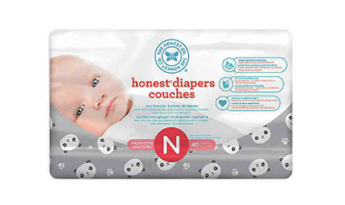 Diapers Size N; Pandas- Code#: PC4594