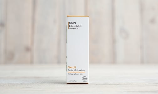 Organic Neroli Facial Moisturizer- Code#: PC4617