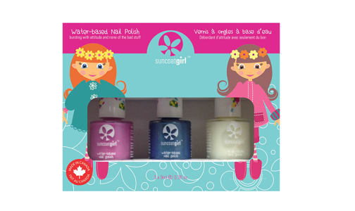 Nail Beauty Kit, Mermaid Princess- Code#: PC4691