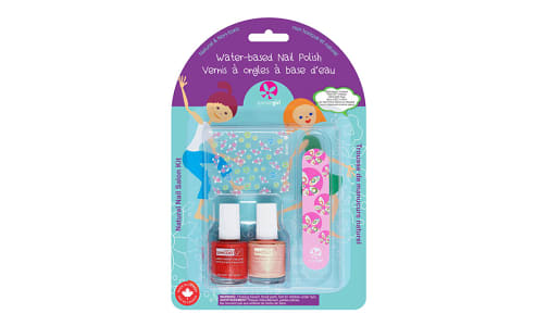 Nail Salon Kit, Little Valentine- Code#: PC4693