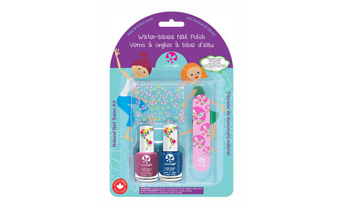 Nail Salon Kit, Little Mermaid- Code#: PC4695
