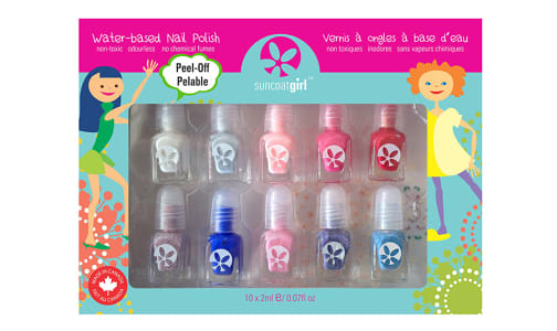 10 Mini Nail Kit, Flare and Fancy- Code#: PC4696