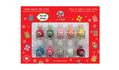 Holiday Merry Mini Manicure- Code#: PC4699