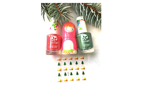 Make Me Jolly Holiday Nail Lip Kit- Code#: PC4703