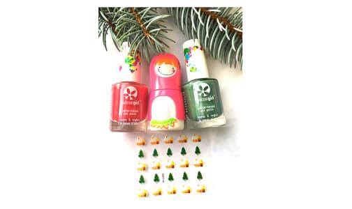 Make Me Jolly Holiday Nail Lip Kit- Code#: PC4703