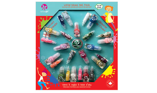 Little Nails Advent Calendar- Code#: PC4704