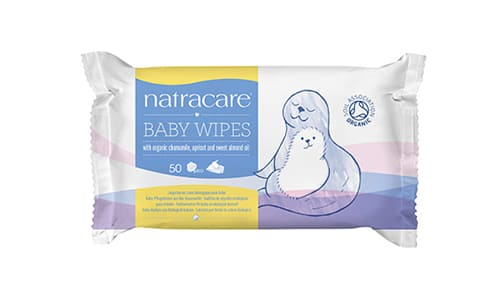 Organic Baby Wipes- Code#: PC4706
