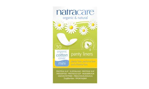Organic Mini Panty Liners- Code#: PC4717