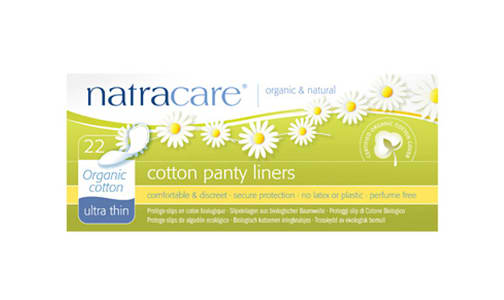 Organic Ultra Thin Panty Liners- Code#: PC4719