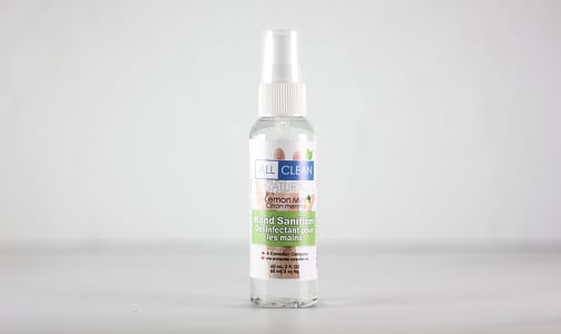 Hand Sanitizer - Lemon Mint- Code#: PC4730