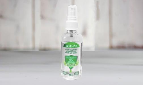 Hand Sanitizer - Aloe and Vitamin E- Code#: PC4731