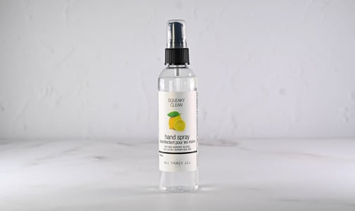 Squeaky Clean Hand Spray- Code#: PC4733