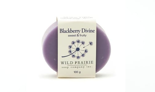 Blackberry Divine Natural Bar Soap- Code#: PC4751