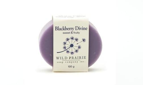 Blackberry Divine Natural Bar Soap- Code#: PC4751