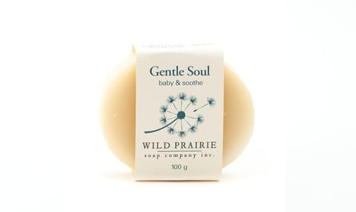 Gentle Soul Natural Bar Soap- Code#: PC4754
