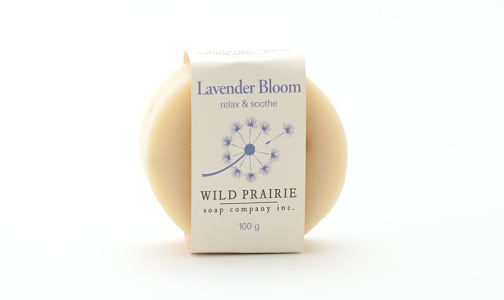 Lavender Bloom Natural Bar Soap- Code#: PC4755