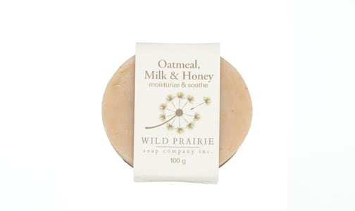 Oatmeal Milk & Honey Natural Bar Soap- Code#: PC4757