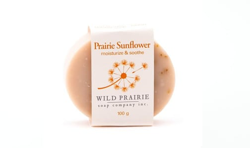 Prairie Sunflower Natural Bar Soap- Code#: PC4758