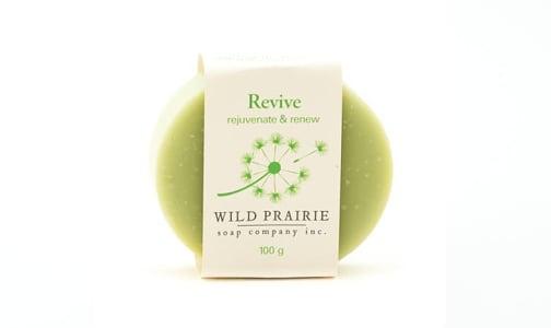 Revive Natural Bar Soap- Code#: PC4759