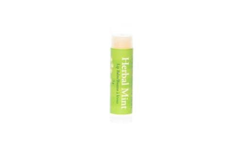 Herbal Mint Lip Balm- Code#: PC4764