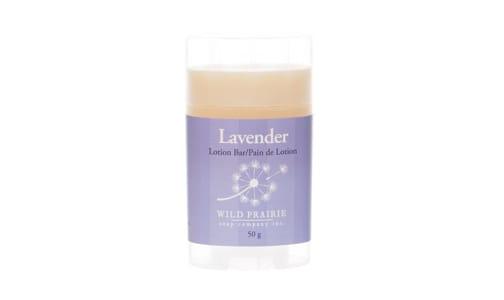 Lavender Lotion Bar- Code#: PC4772