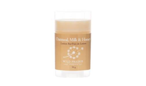 Oatmeal Milk & Honey Lotion Bar- Code#: PC4773