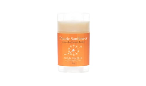 Prairie Sunflower Lotion Bar- Code#: PC4775