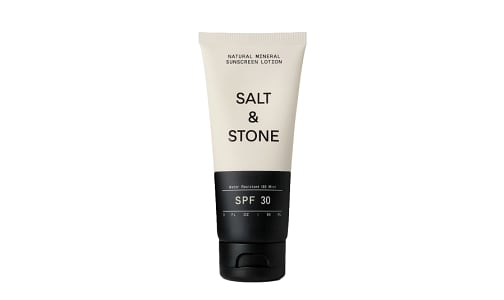 Organic SPF30 Natural Mineral Sunscreen Lotion- Code#: PC4803