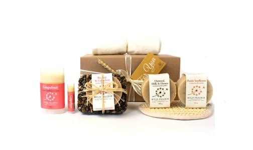 Clean Beauty Box - Rosehip & Grapefruit- Code#: PC4817