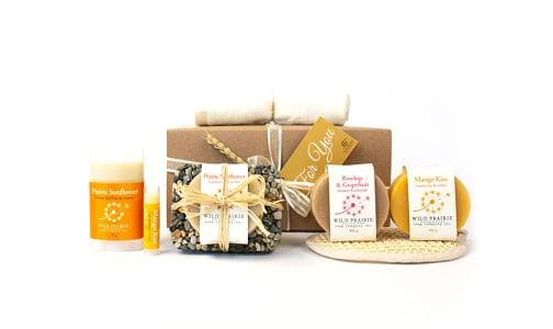 Clean Beauty Box - Prairie Sunflower- Code#: PC4818