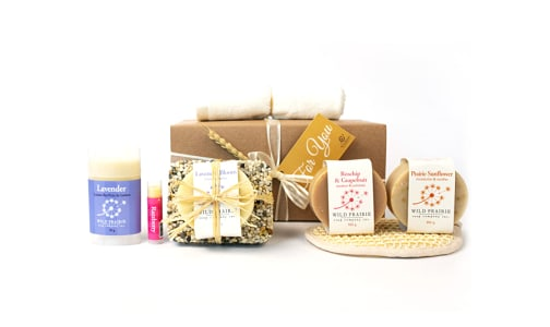 Clean Beauty Box - Lavender Bloom- Code#: PC4819