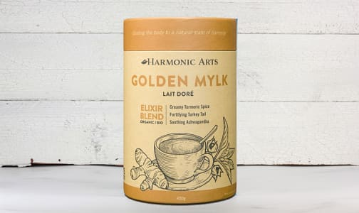 Organic Golden Mylk Elixir Blend- Code#: PC4831