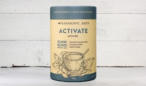 Organic Activate Elixir Blend- Code#: PC4833