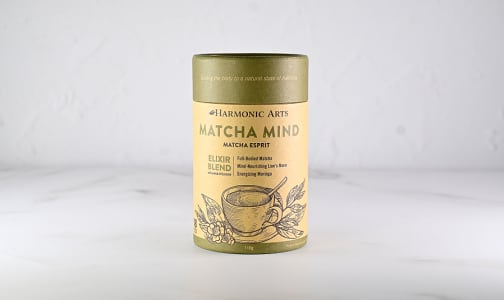 Organic Matcha Mind Elixir Blend- Code#: PC4835