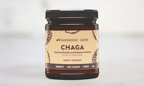Organic Chaga Concentrated Mushroom Powder- Code#: PC4840