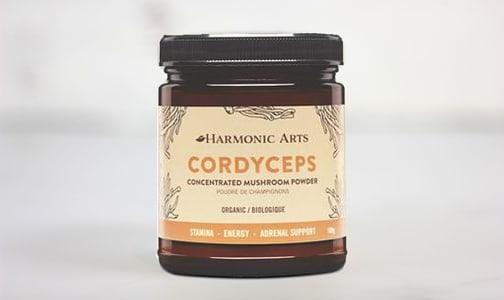 Organic Cordyceps Concentrated Mushroom Powder- Code#: PC4841