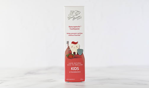 Kids Toothpaste - Strawberry- Code#: PC4858