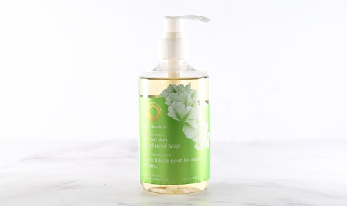 Organic All-Natural Hand Soap - Citrus & Tea Tree- Code#: PC4881
