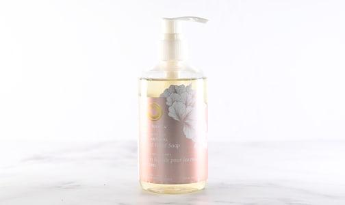 Organic All-Natural Hand Soap - Rose Petal & Vanilla- Code#: PC4883