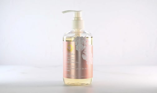 All-Natural Hand Soap - Rose Petal & Vanilla- Code#: PC4883