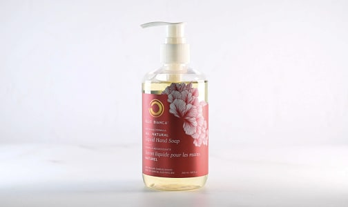 All-Natural Hand Soap - Australian Sandalwood- Code#: PC4885