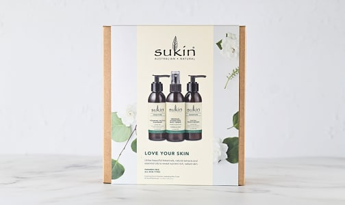 Love Your Skin Gift Set- Code#: PC4889