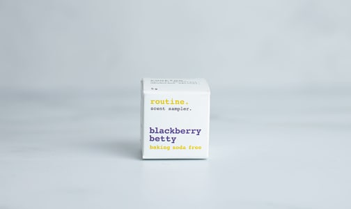 Baking Soda Free Blackberry Betty Mini- Code#: PC4901