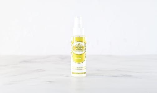 Hand Sanitizer - Lemon Scented- Code#: PC4931