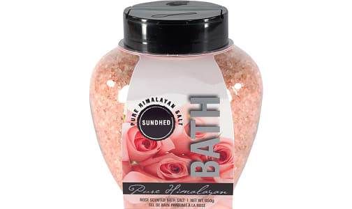 Bath Salt - Rose- Code#: PC5000