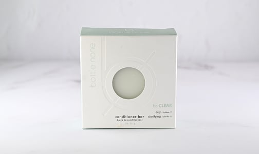 be CLEAR Conditioner Bar- Code#: PC5012
