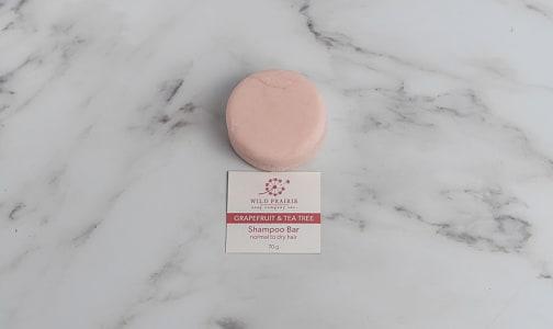 Shampoo Bar - Grapefruit & Tea Tree- Code#: PC5033