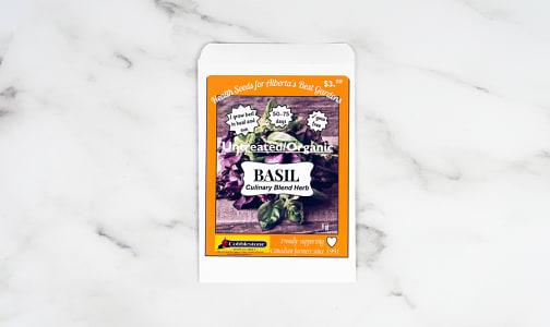 Basil, Culinary Blend- Code#: PC5042